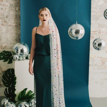 bridal fashion stylist, crown and glory