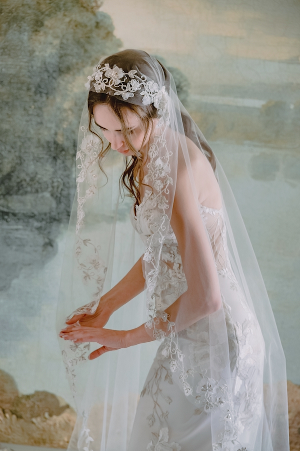 claire pettibone 2019 collection, claire pettibone timeless bride