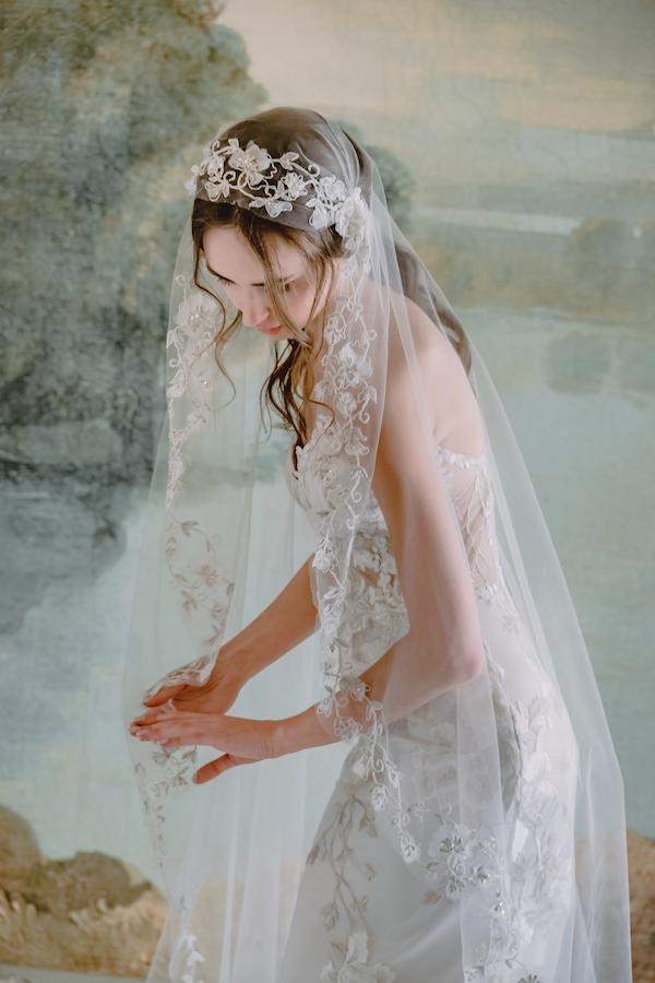 claire pettibone 2019 collection, claire pettibone timeless bride