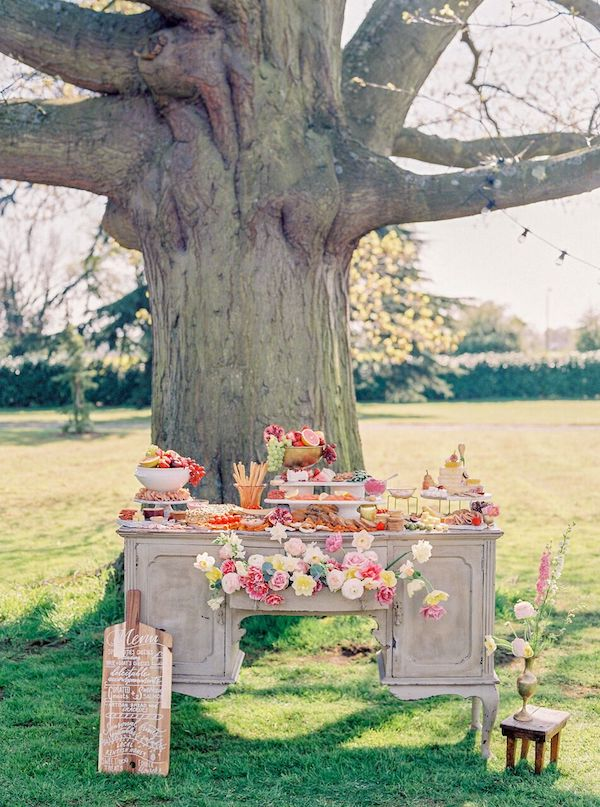 wedding grazing tables, advice on grazing tables, the curated kitchen