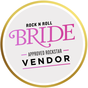 rock n roll wedding planner